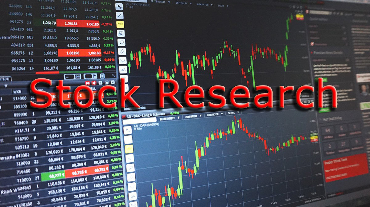 Stock Research Tools and Trading Education
